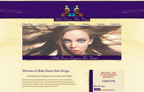 Bella Donna European Hair Design